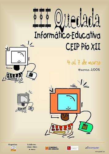 Cartel 2008_quedada